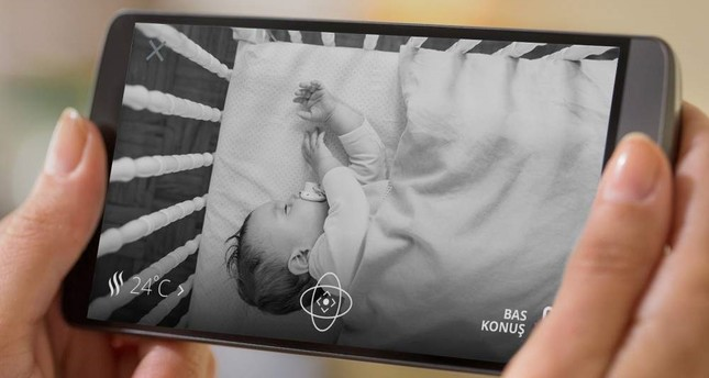 Thanks to face recognition technology, Invidyo helps take care of your baby while you are not in the same room.