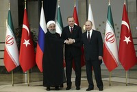 Tehran summit may be last chance to avoid bloodbath in Idlib