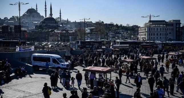 معدل البطالة في تركيا ينخفض إلى 9.6% في شهر أبريل الماضي