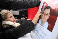 Turkey bids farewell to Istanbul attacks victims, denounces terrorism