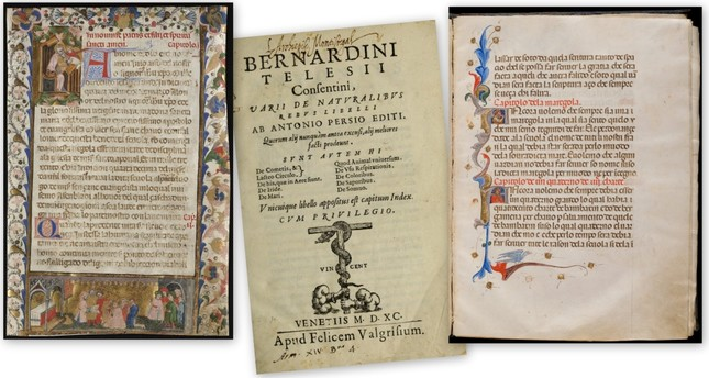 Boston library to return historical artifacts to Italy