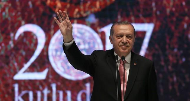 أردوغان: يقولون عني ديكتاتور لأننا نرفع صوتنا في وجه الظالمين