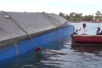 At least 136 dead after ferry capsizes in Tanzania