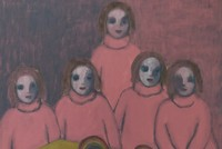 Painting the child within: Ayşe Wilson returns to Pg Art Gallery