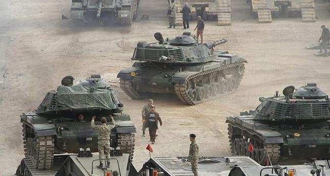 نائب يلدريم: استأنفنا الدعم الجوي للجيش السوري الحر في إطار عملية درع الفرات