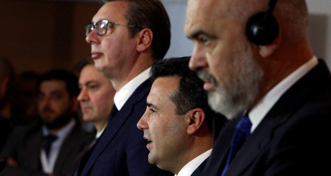 Balkans leaders discuss common market after EU snub