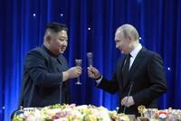 Putin accepts Kim's invitation to visit NKorea: KCNA