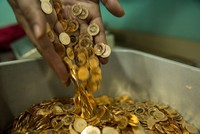 Turks rush for gold, deposits rise 67.3% in 9 months