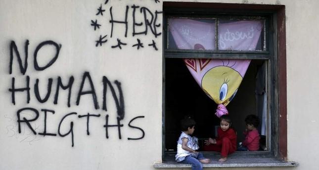Intra-EU struggle leaves more than 5K children stuck in Greek migrant camps