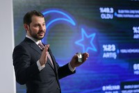 Turkey to decrease its dependence on energy imports by exploiting national resources, Minister Albayrak says