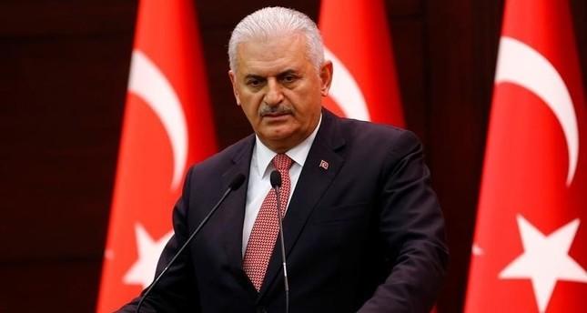 بن علي يلدريم - رئيس البرلمان التركي