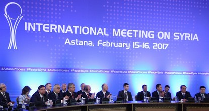 A meeting that could have been simply hot air centered around the conflict in Syria ended up developing into a promising result-oriented process. The ground laying development took place at the...