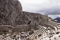 Antalya national park brings nature, history together