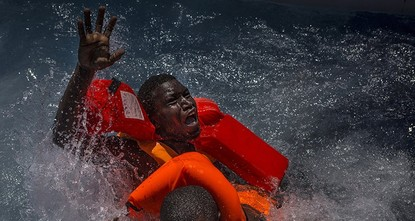 pAlmost 2,500 boat migrants were rescued in the past three days, the Italian Coast Guard said on Thursday, as this year's arrivals already far outpace the record-setting 2016.br / br / Some 1,100...
