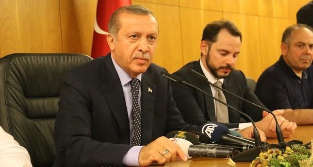 أردوغان: ما جرى خيانة للوطن ومنفذوها سيدفعون الثمن غالياً