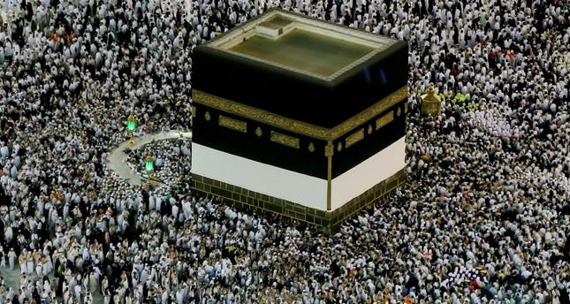 Hadsch beginnt - Mekka erwartet zwei Millionen Pilger