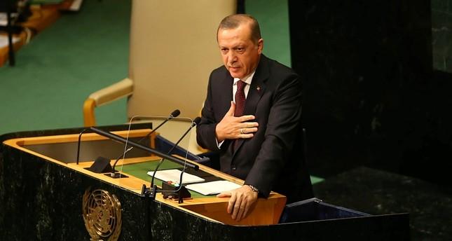 Busy schedule awaits Erdoğan in New York