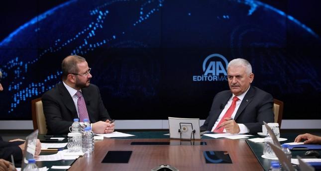 يلدريم: مستعد لتولي رئاسة البرلمان التركي إذا أوكلت لي هذه المهمة