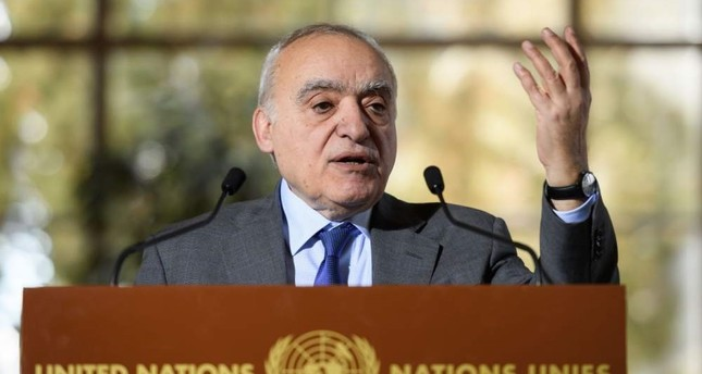 Libya's warring sides meet in Geneva for second round of UN peace talks