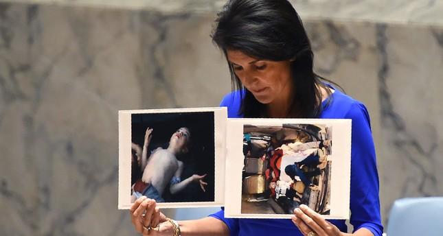 تعرف على تفاصيل الجلسة العاصفة لمجلس الأمن حول هجوم إدلب الكيماوي