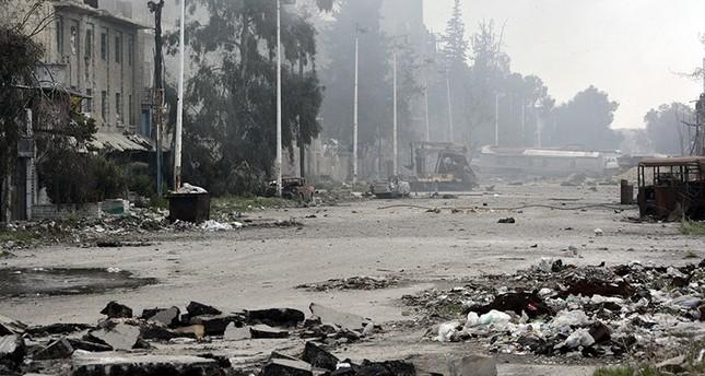 تقدم مهم للمعارضة في هجوم جديد على مواقع النظام شرق دمشق