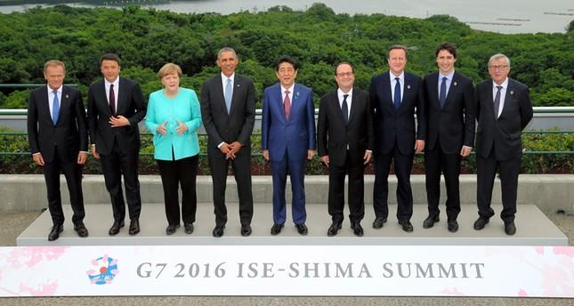 G7: Krisen, Klima, Konjunktur