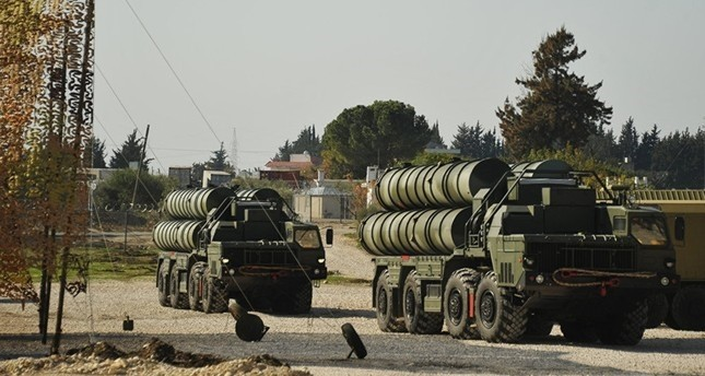 President Erdoğan said the first down payment for the missile system was already transferred to Russia.
