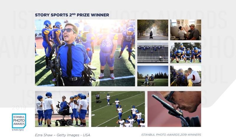 Story Sports 2nd Prize — Inspiring Coach Leads Team to Winning Season