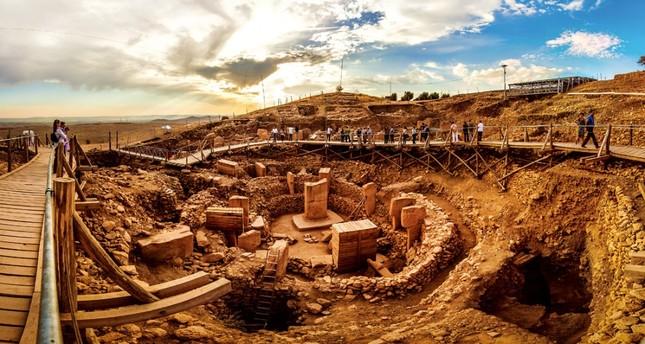 Göbeklitepe among world's top masterpieces