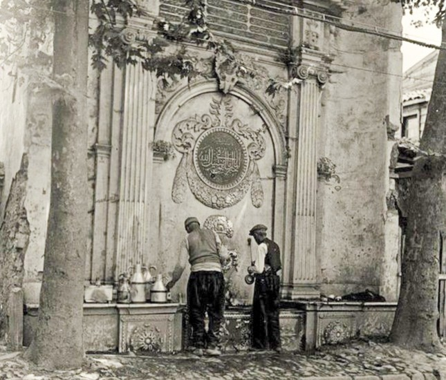 Istanbul's 100 fountains built by female benefactors