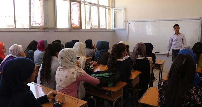 عودة الدراسة في عفرين السورية بدعم تركي