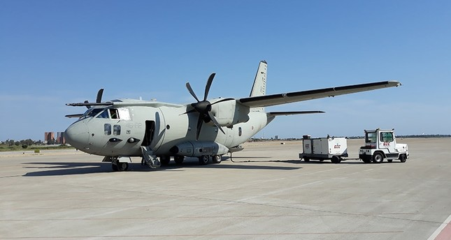 Leonardo displays strengths of C-27J at Eurasia Airshow