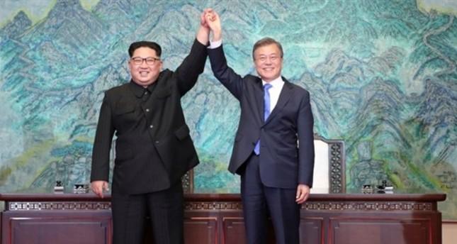 إعلان نهاية الحرب في شبه الجزيرة الكورية