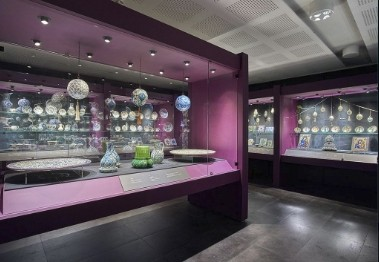 Ku00fctahya, the current exhibition at the Sadberk Hanu0131m Museum, runs until Nov. 25.