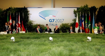 pAll G7 countries excluding the United States have pledged their commitment to the Paris climate pact during a two-day summit in Bologna, Italy, local media reported on Monday./p  pThe summit was...