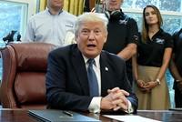 US-Präsident Donald Trump hat diplomatischen Bemühungen zur Beilegung des Atomstreits mit Nordkorea erneut eine Absage erteilt. Regierungen würden