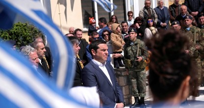 Security sources refute Tsipras' helicopter claims