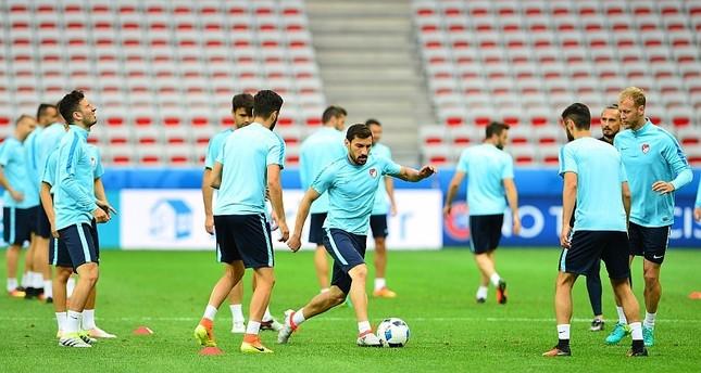 Spiel Türkei Spanien