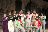 Turkish group stages modern adaptation of Shakespeare's 'Twelfth Night'