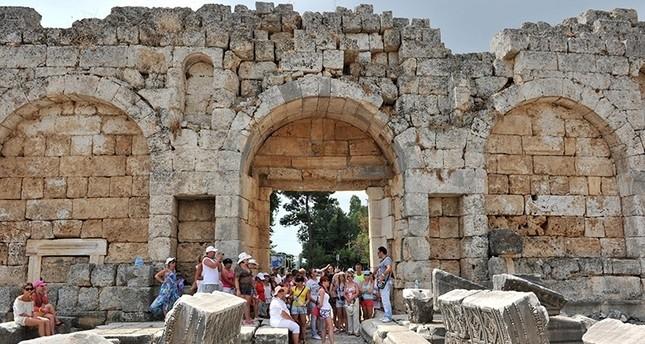 تركيا.. ارتفاع عائدات السياحة 30.1 بالمائة في الربع الثاني من 2018