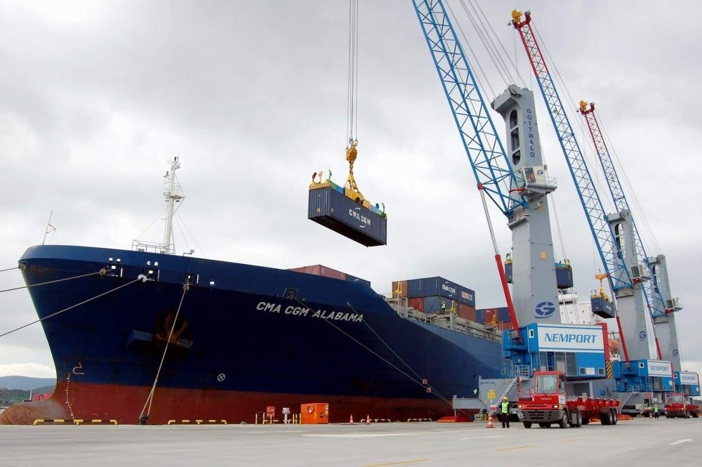 Turkish exports increased by 5.1 percent in February, recording a hike in a four consecutive month period.