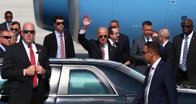 مسؤول أمريكي مرافق لبايدن: واشنطن تدعم العملية العسكرية التركية في سوريا