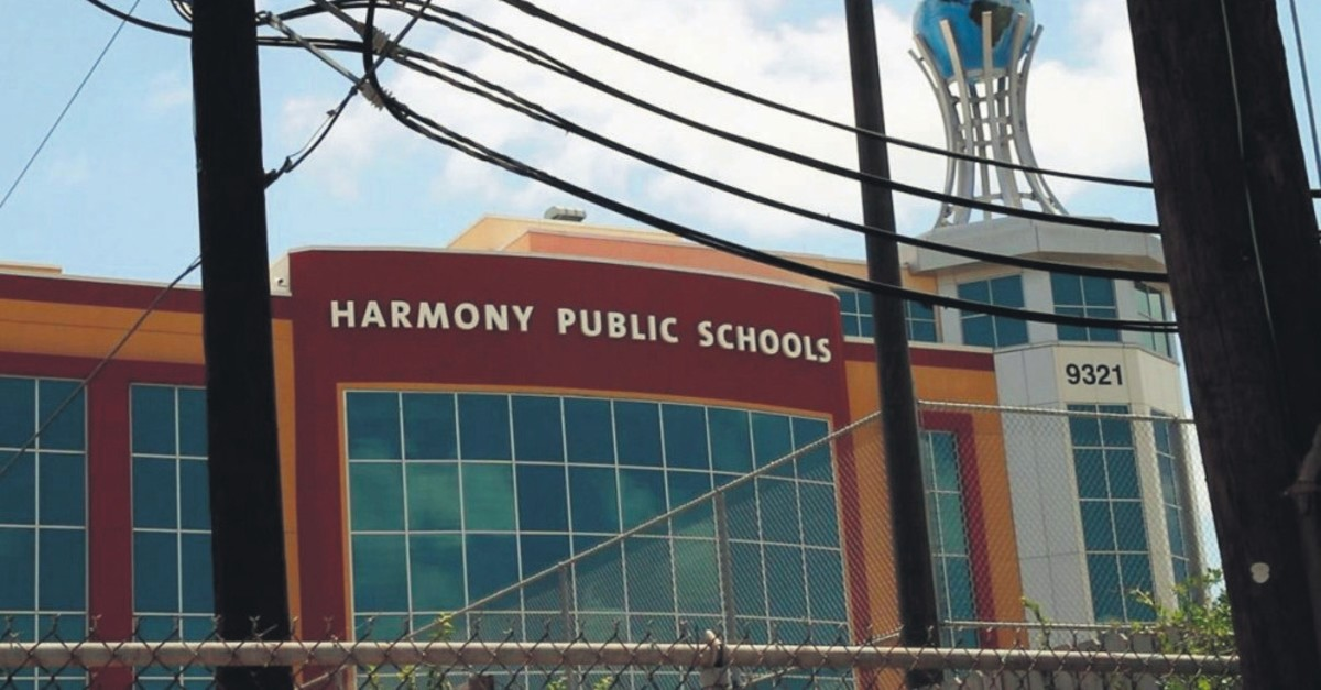 Harmony Public Schools, run by the Cosmos Foundation, is the largest Gu00fclenist Terror Group (FETu00d6) charter network in Texas and the U.S., currently operating 57 schools.
