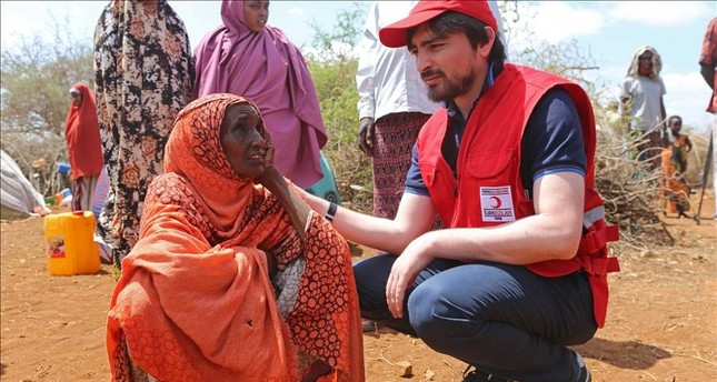 مساعدات تركية عاجلة لـ 18 ألف عائلة في 4 دول إفريقية مهددة بالمجاعة