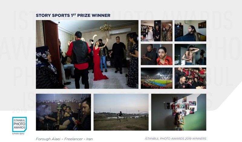Story Sports 1st Prize — Stadium Girl