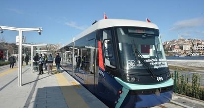 افتتاح خط ترام T5 في إسطنبول والركوب مجاني لمدة 10 أيام