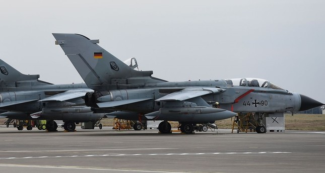 Germany to announce decision on withdrawal of troops from Incirlik on Wednesday