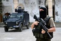 79 PKK terrorists killed, senior terrorist surrendered in anti-terror ops in SE Turkey