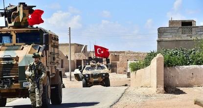 US and Turkey to start training for joint patrols in Syria's Manbij next week