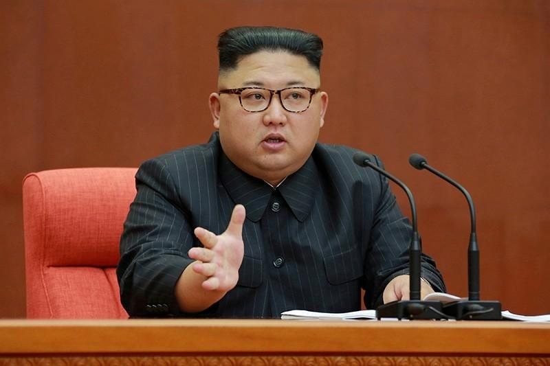 KCNA Photo via Reuters